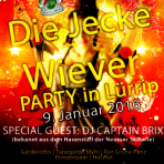 Karte Jecke Wiever Party